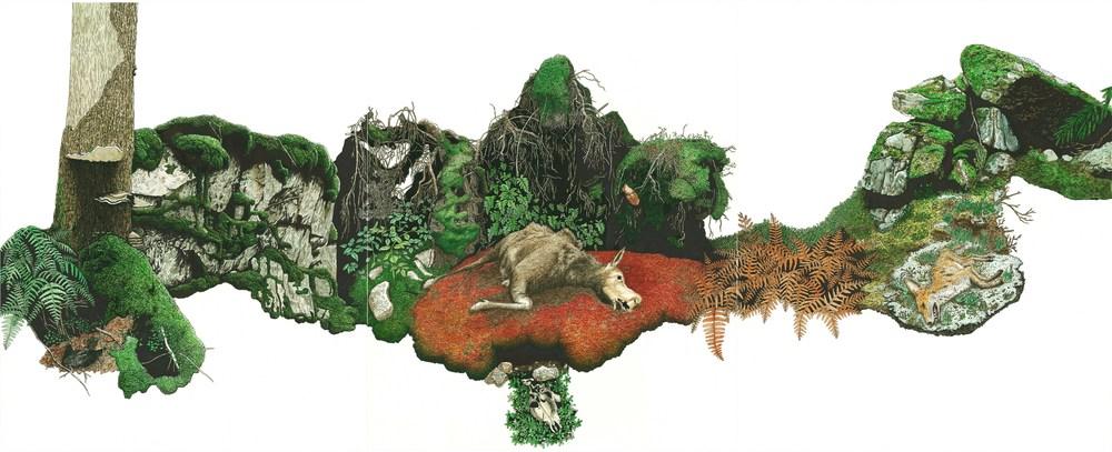 Vindens Hvisken og Døde Trærs Forrådnede Sjarm