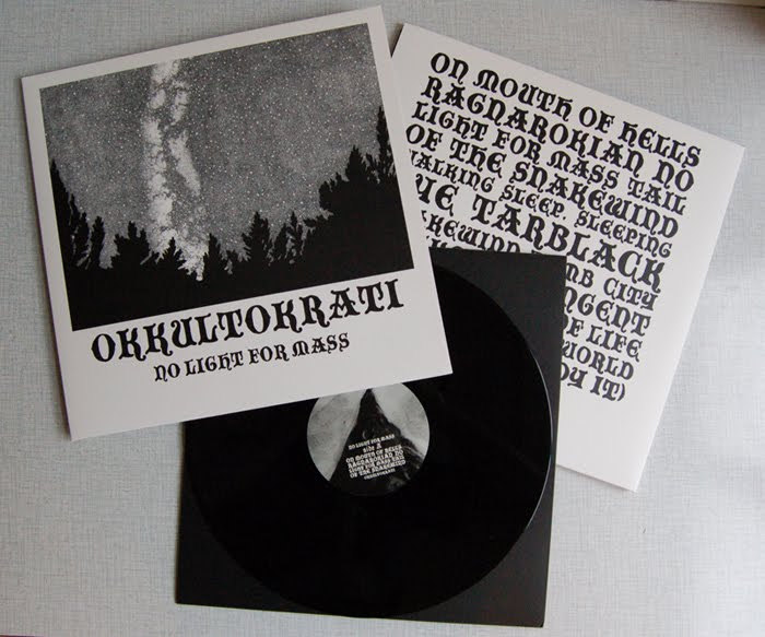 Okkultokrati - No Light For Mass LP (2010)