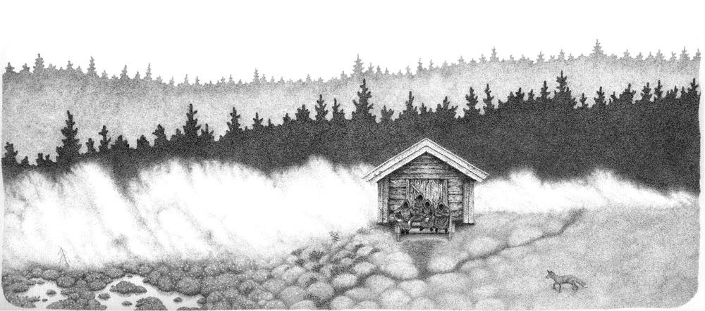 """Okkultokrati - Ingen Veit Alt 7"""" (2010)"""
