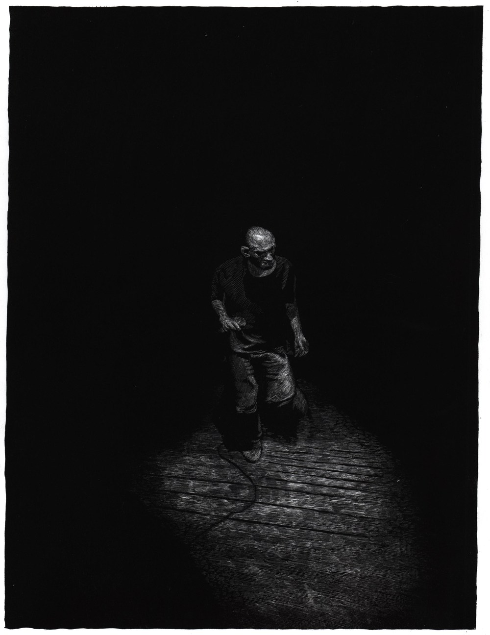 Hoax lithography (2012)