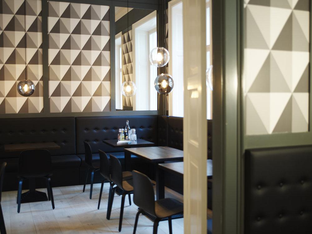 Bistro - old Paris meets New Nordic