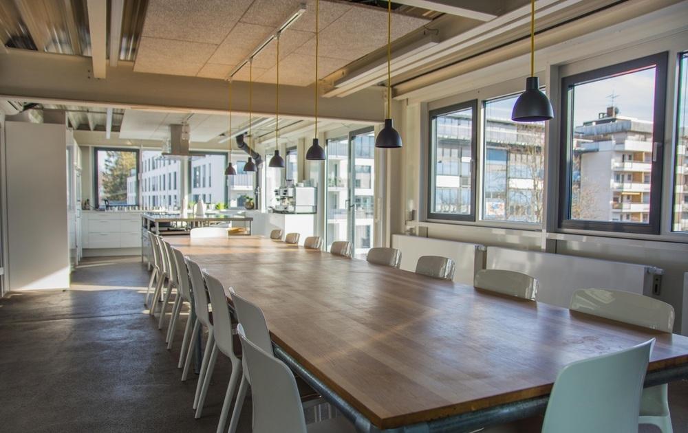 offsite workshop location in münchen zu mieten bei zibert + ... - Küche Mieten München