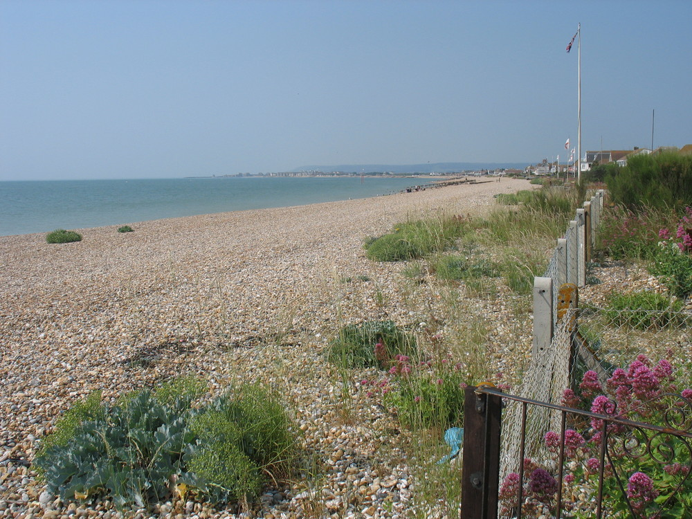 Pevensey Bay Beach