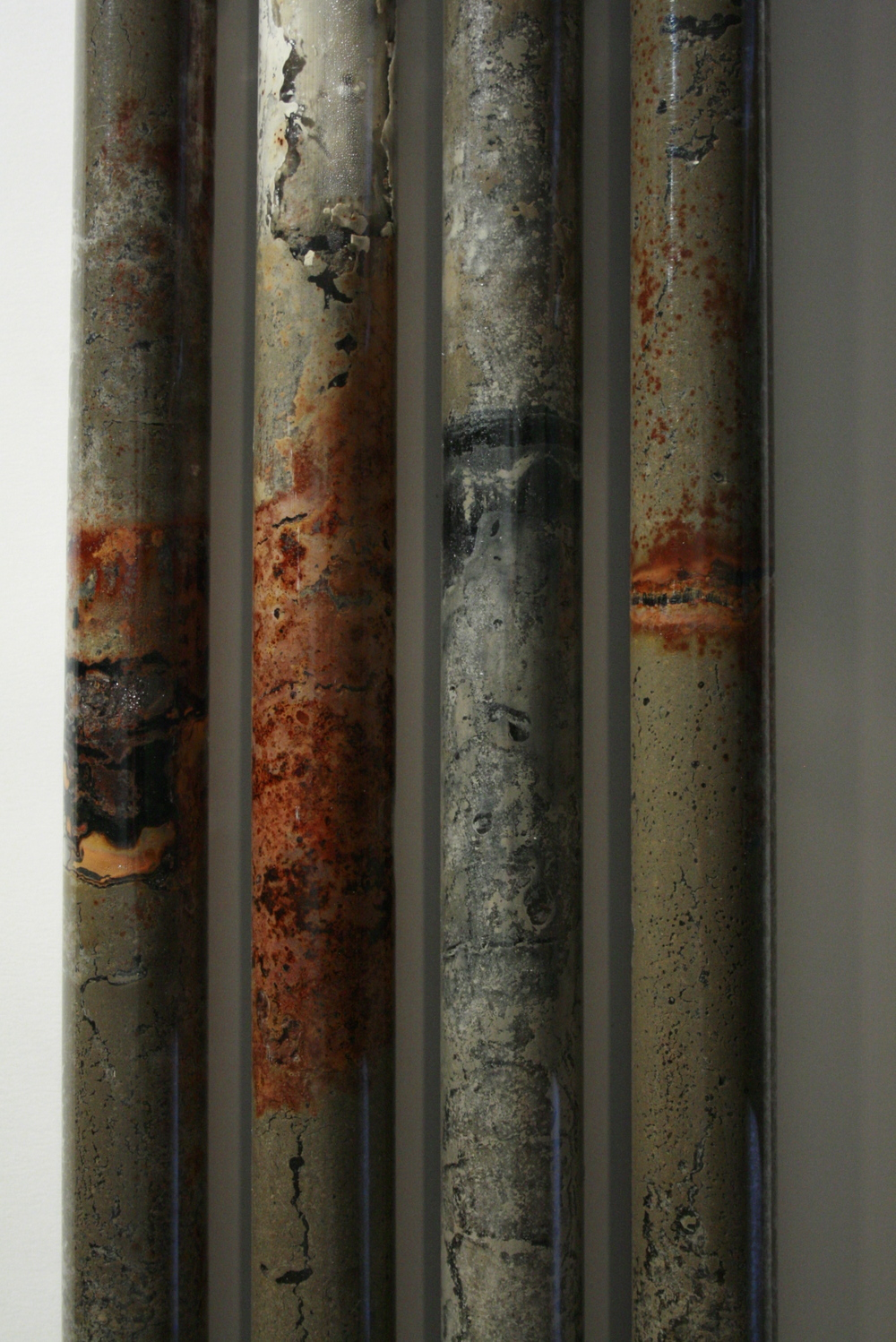 core samples of the anthropocene