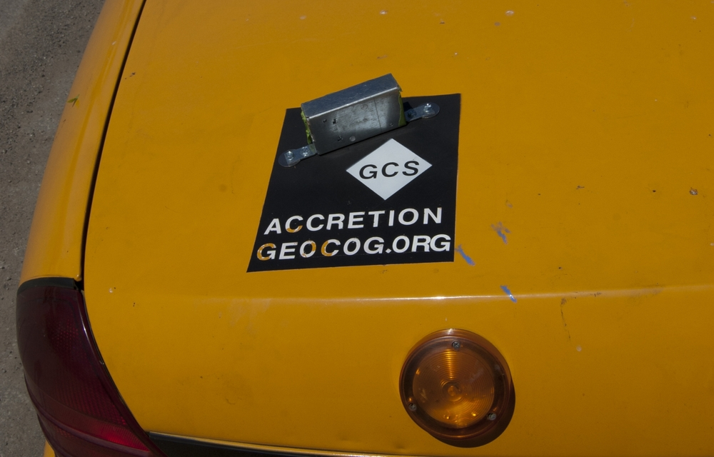 accretion - Geologic Cognition Society - Conatus Taxi