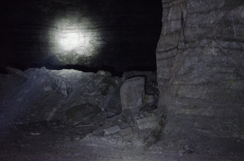EXPLORING THE SALT MINES UNDER LAKE ERIE RYAN DEWEY - Lake erie salt mines