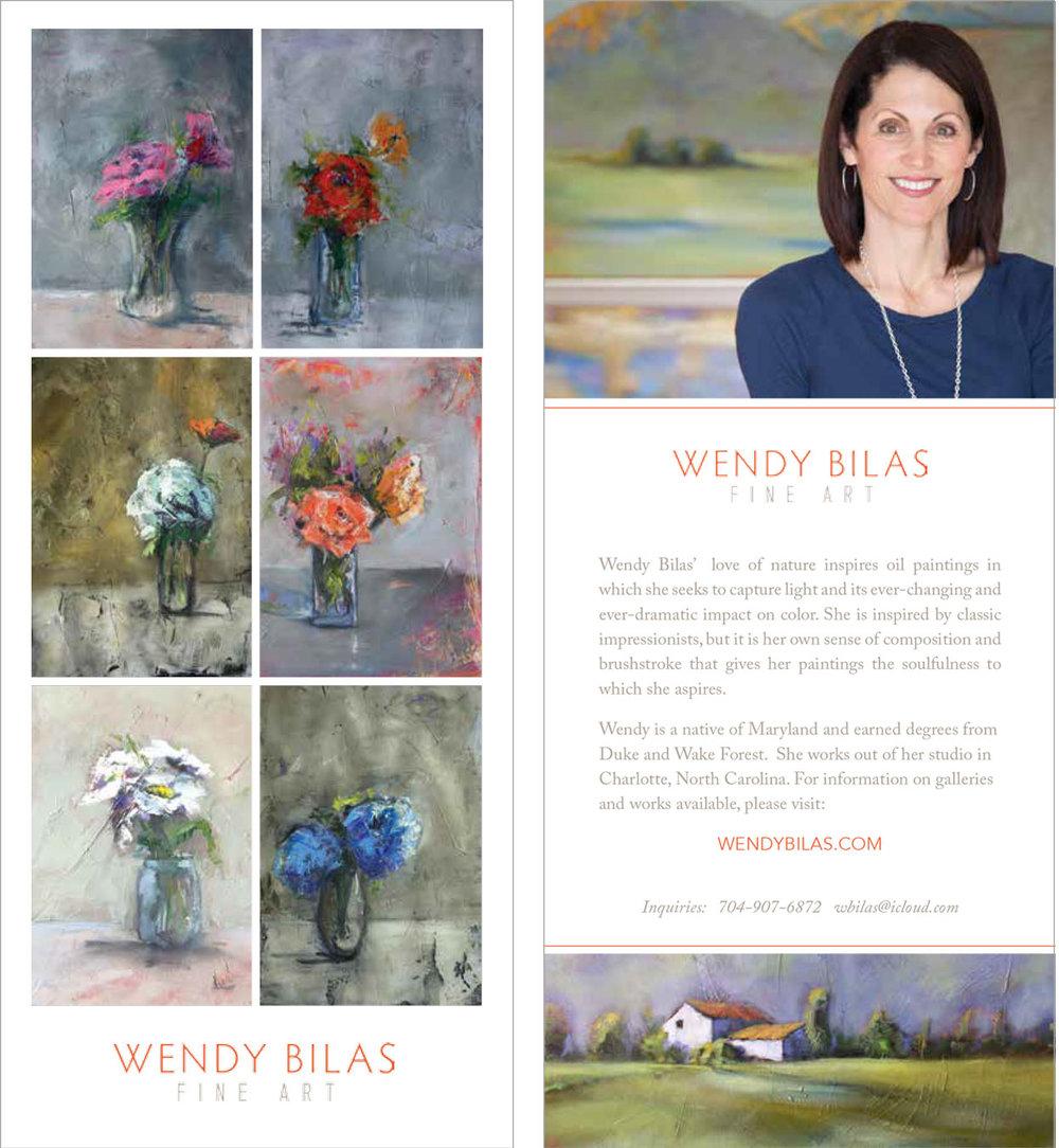 Bio Card: Wendy Bilas