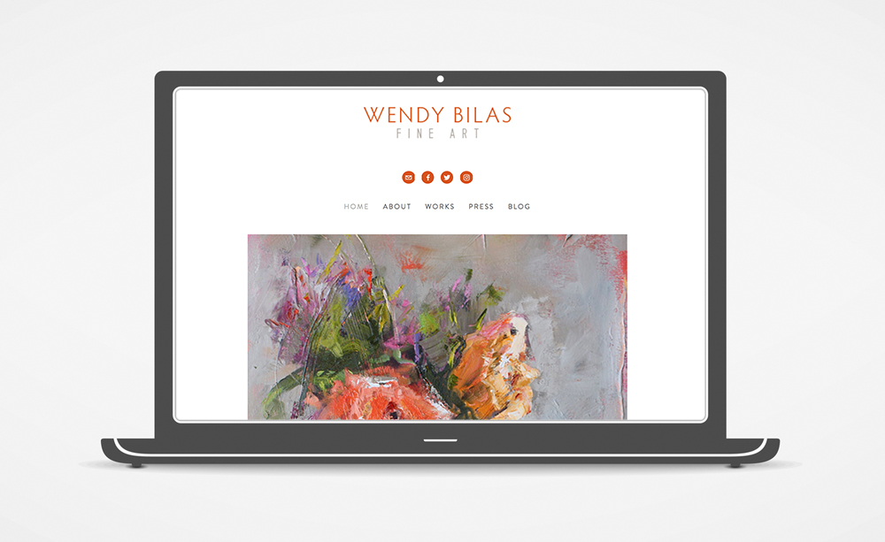 Wendy Bilas Website: Home