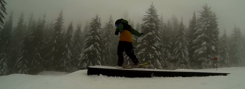 Jesse Davidson nose press Crabapple dance-floor @ Whistler BC