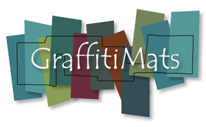Click here to purchase a GraffitiMats Sample for $1.00