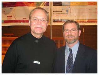 Jeff Cavins & Tim Tengblad Advent Lutheran & St. Vincent De Paul