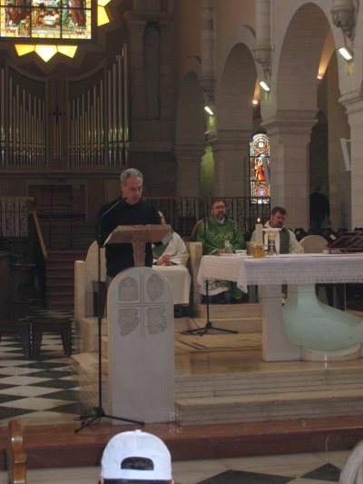 Mass at St Catherines