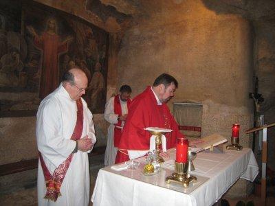 Mass in Gethsemane