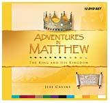 Gospel of Matthew study with Jeff Cavins. Recieved Catholic imprimatur from Cardinal Rigali