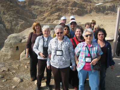 Ladies at Qumran