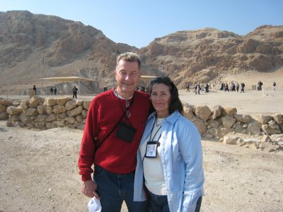 The Schmitz' in Qumran