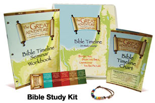 great adventure study set cavins imprimatur