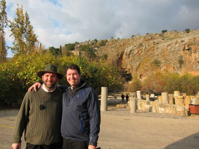 Fr. Chris Walsh & Fr. Matt Guckin - Both Fr. Matt and Fr. Chris have traveled to the Holy Land with us many times and are fabulous spiritual directors! They will be joining the January 21-February 4 group and Fr. Chris will continue on for the Jordan Extension.