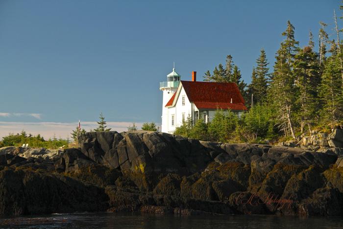 Bass Head Lighthouse, Acadia Natl. Park, Maine