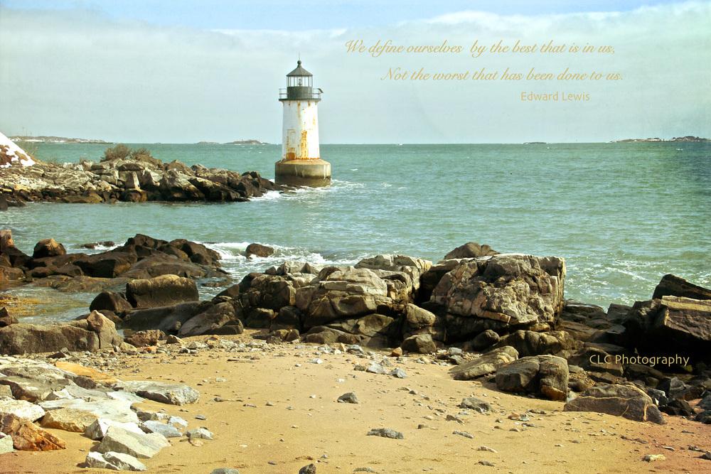 Winter Island Lighthouse, Salem Mass.