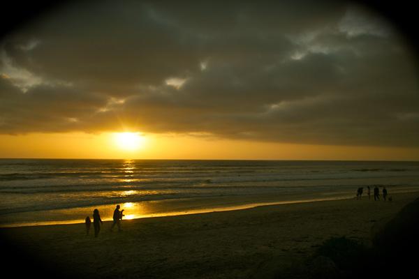 Del Mar Beach...San Diego