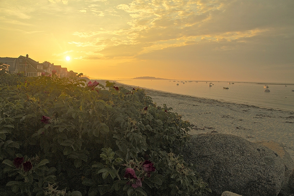 Sunrise...Goose Rocks Beach