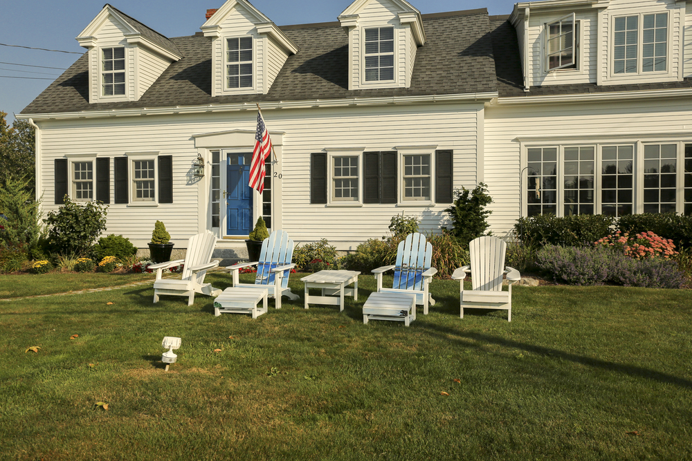 New England Colonial...