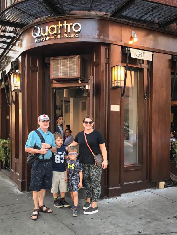 Quattro Restorante