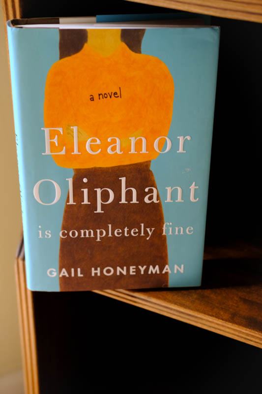 By now most of you have already read Eleanor Oliphant.  If not, run out and get it now.  A wonderful read about an outspoken and socially challenged girl who meet an unkept and quirky young man.  They save an elderly man who has fallen and together the three of them save each other.  Heartwarming and 5 str worthy.