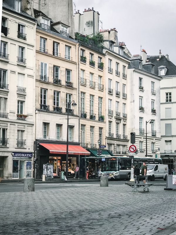 A Paris Boulevard