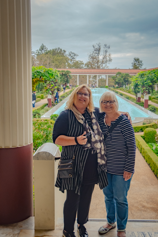The museum was so lovely. The gardens were beautiful. The weather was perfect and the company was the best. You know you have a good friend when you only meet a few times every couple of years and you pick up right where you left off the last time…