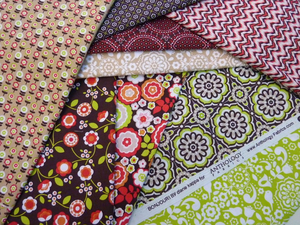 Anthology Fabrics + Diane Kappa Designs