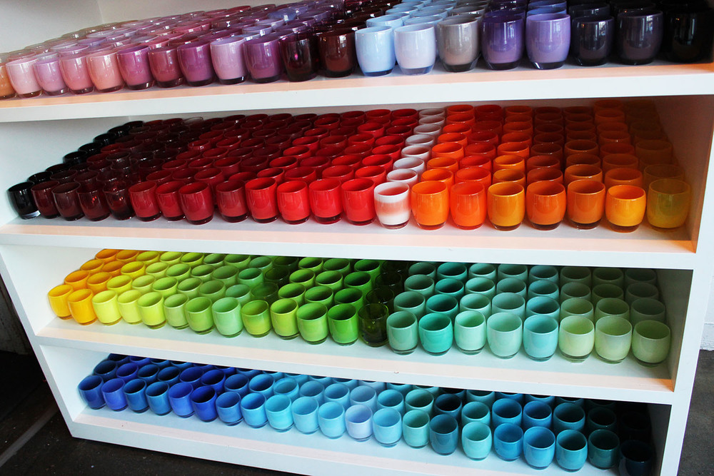 so many colors are available. be sure to check out their creative color names!