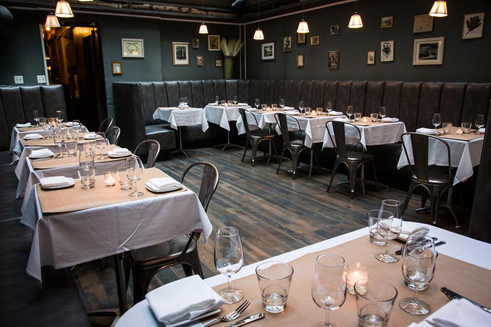 NYC Best Restaurant Design Award