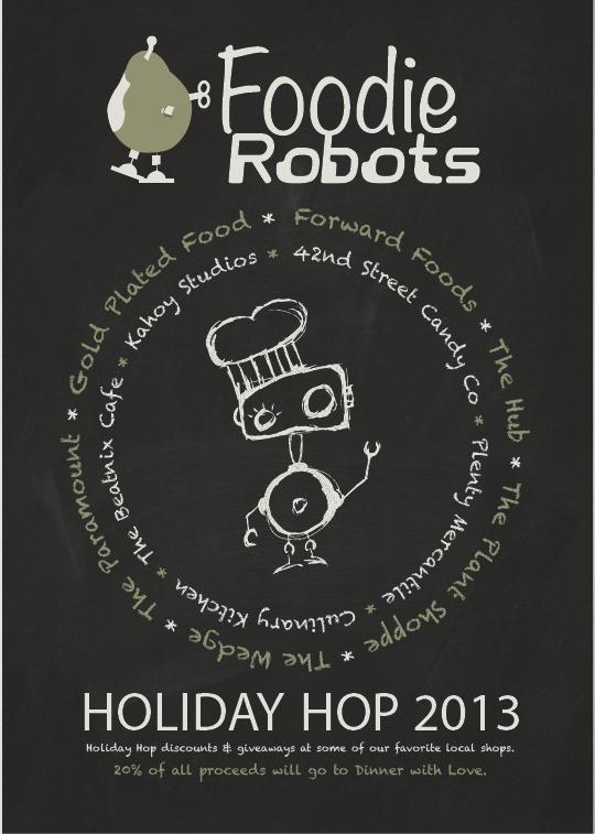 FOODIE ROBOTS