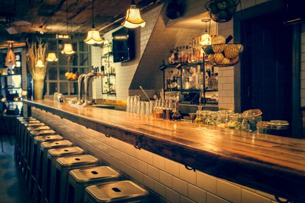 NYC Best Restaurant Design Award Burke & Wills