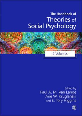 Van Lange, P. A. M., Kruglanski, A. W., & Higgins, E. T. (2012, Eds).  Handbook of Theories of Social Psychology (Volume 1).  Thousand Oaks, Ca, Sage.
