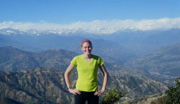 2011- View from Nagarkot