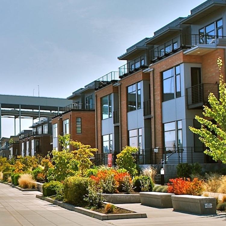 SHORELINE TOWNHOMES - Northwest Portland