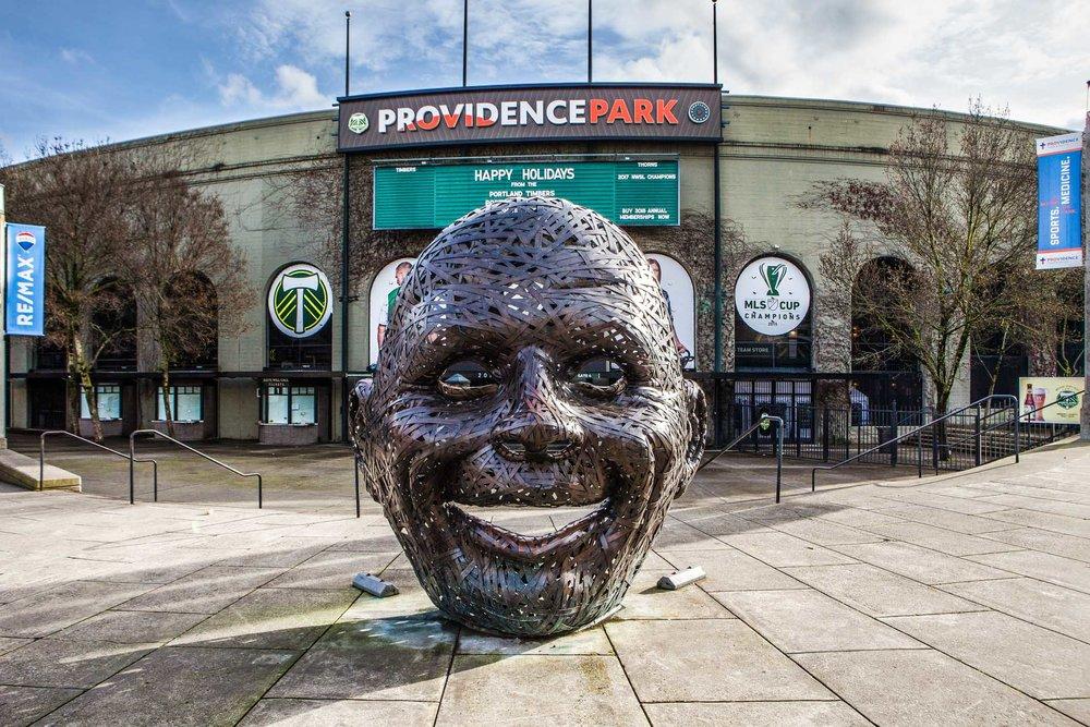 Providence Park x Soccer =Huge Fanbase in Portland