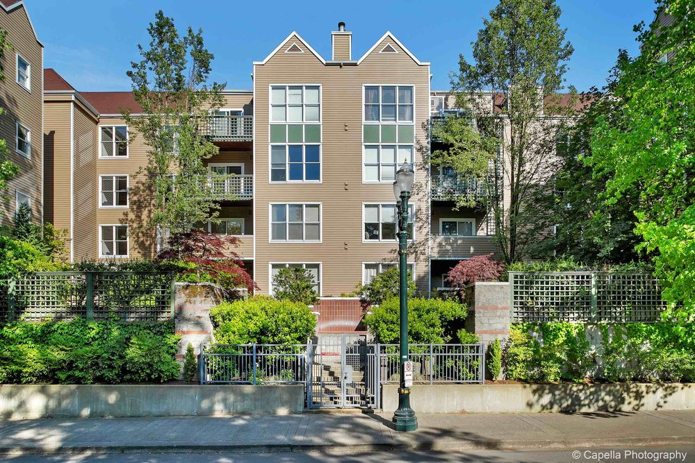 RiverPlace Condos is a gated community and offer secure parking facilities.
