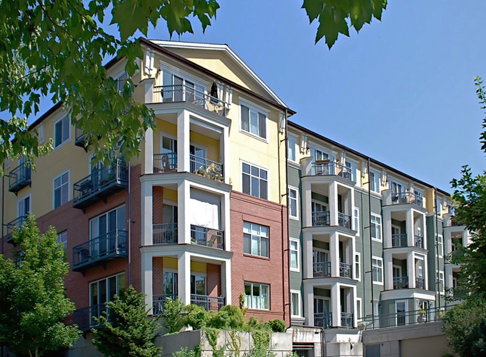 Riverpark condos in Sellwood-Moreland