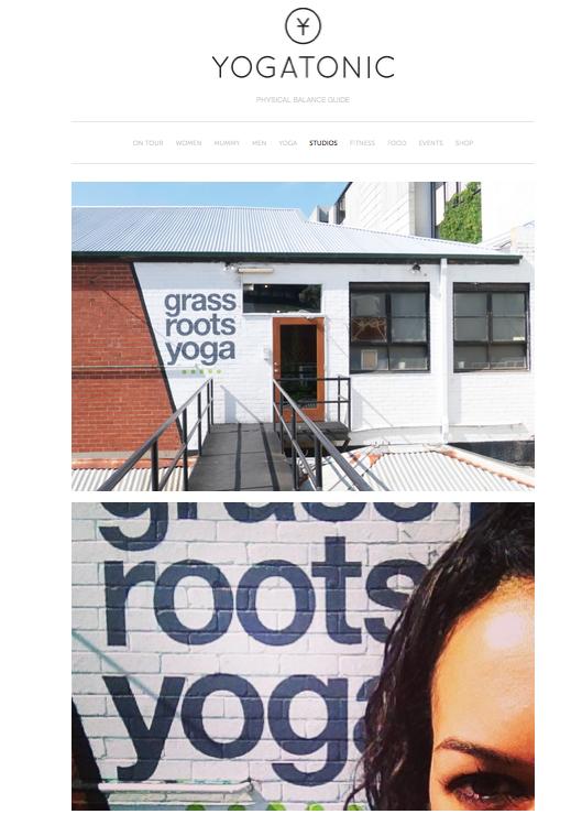 Find the whole article on  Yogatonic.de