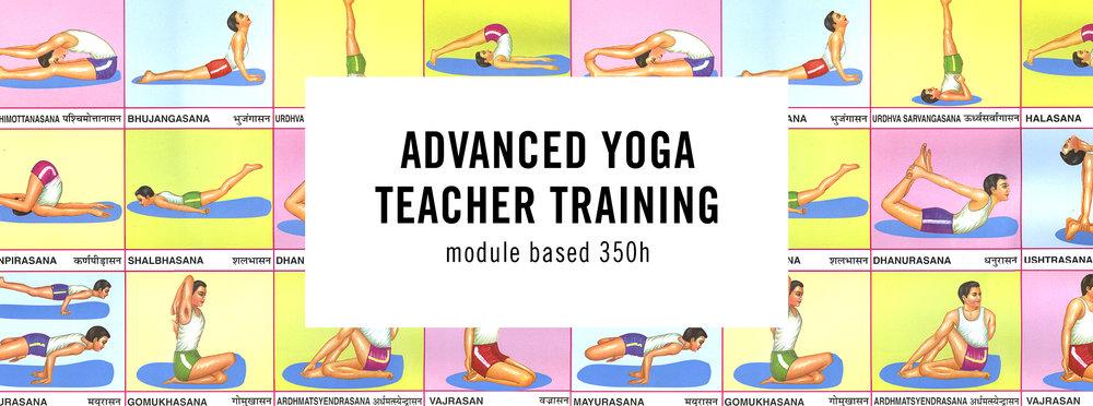 Diese 30h Weiterbildung ist auch Teil unseres  350h Advanced Teacher Trainings  und zählt als optionales Modul zur Ausbildung dazu.
