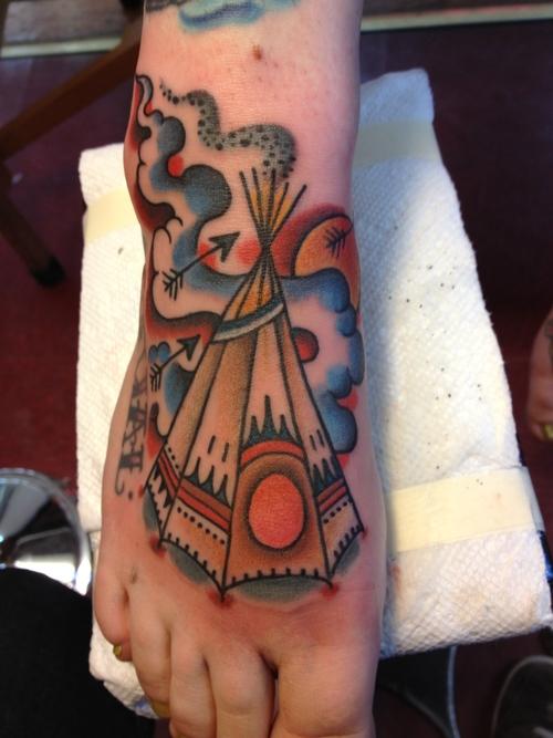 jerry ware atlas tattoo portland oregon