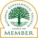 Member National Genealogical Society