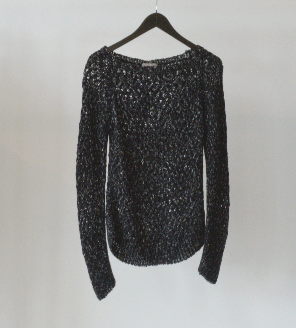 loose knit sweater - $325