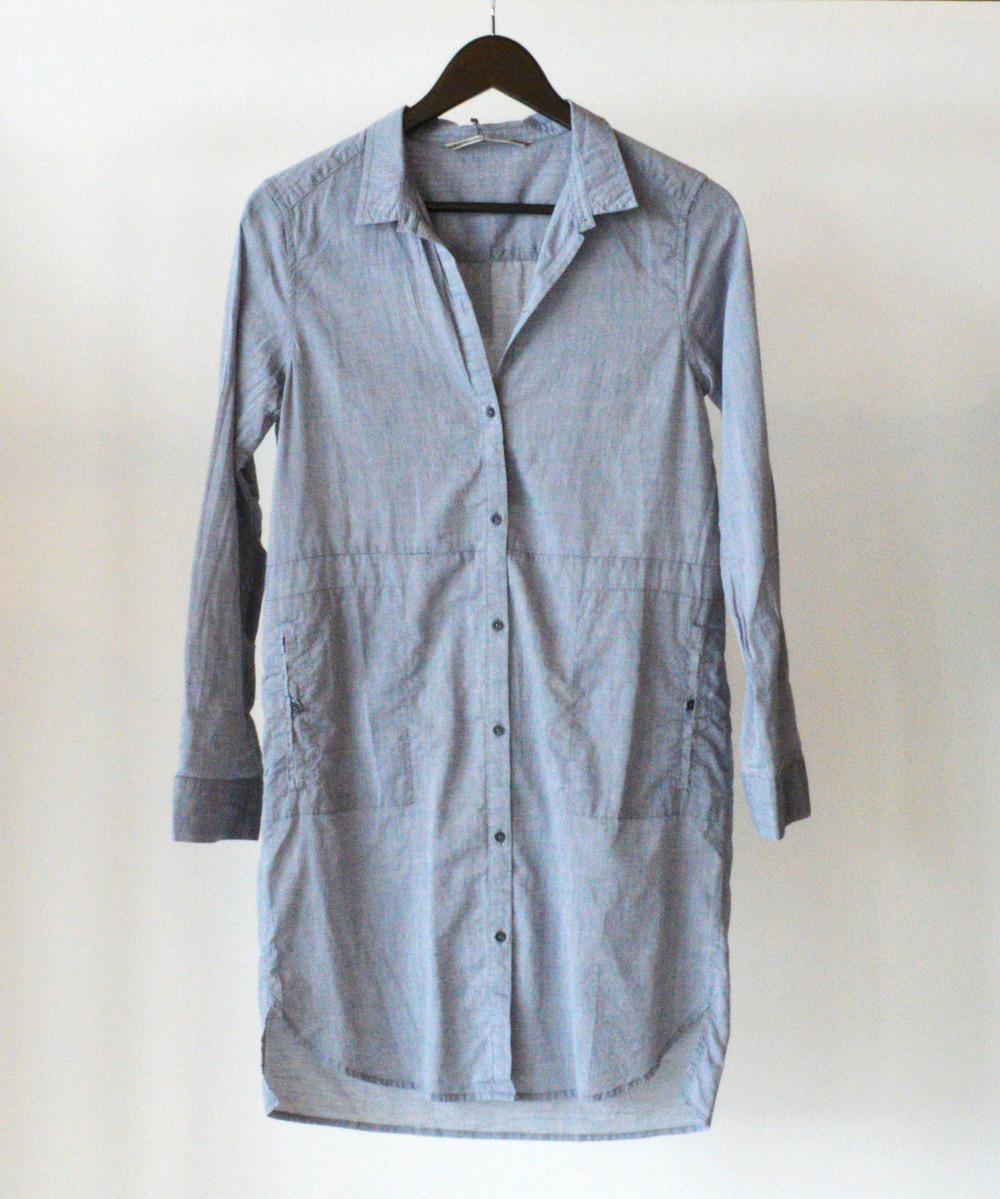 Shirt Dress - $185