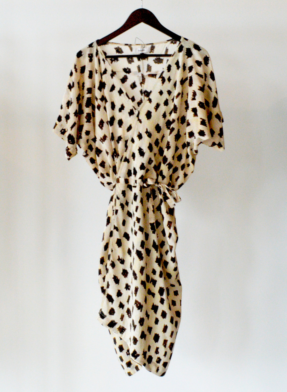 Silk Dress - $440