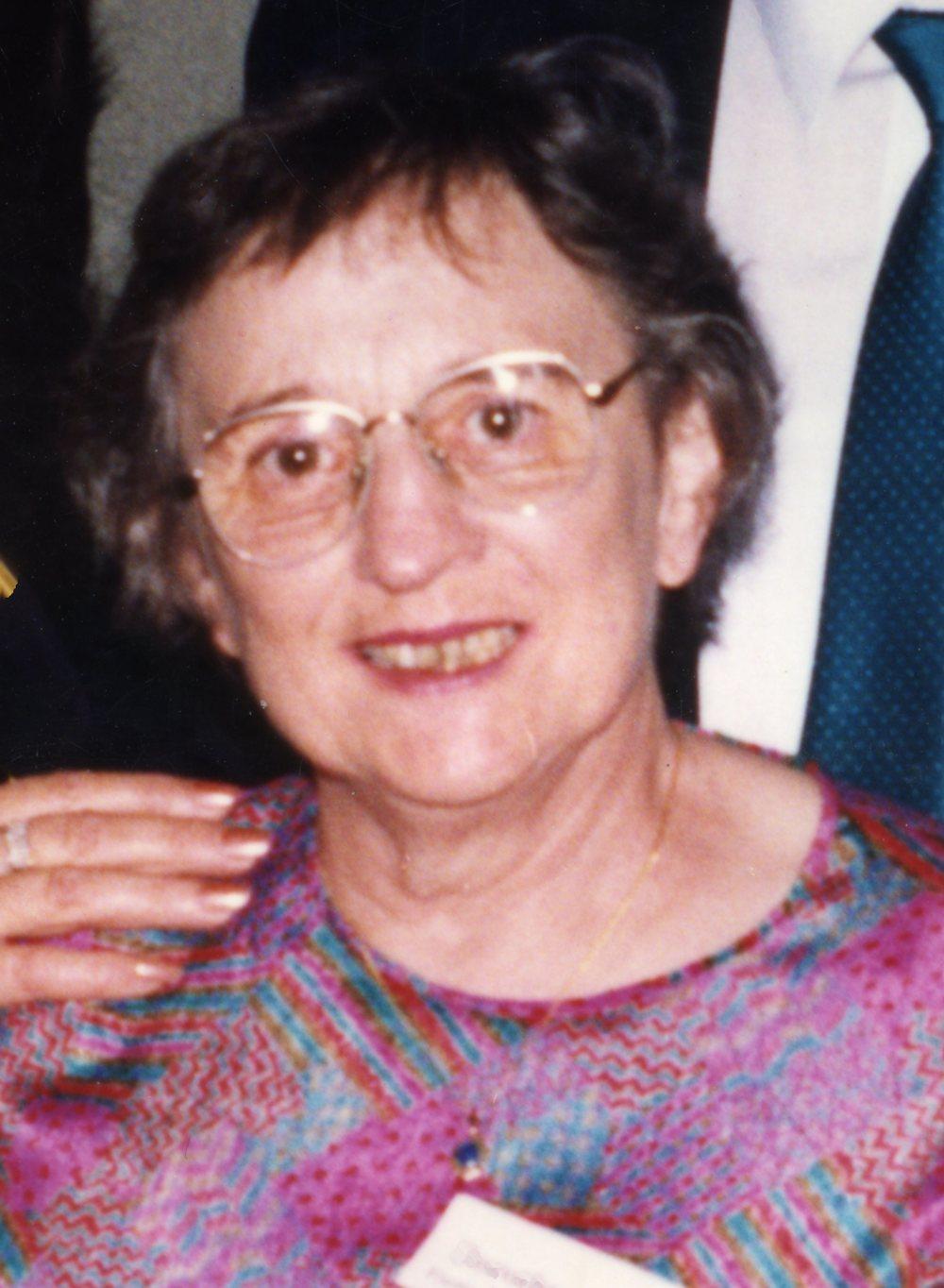 Dorothy Sankey